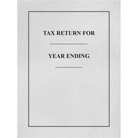 Tax Return,Tax Preparation,Folders