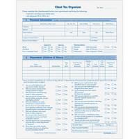 Abila MIP Tax Folders and Return Envelopes - Folders and Envelopes