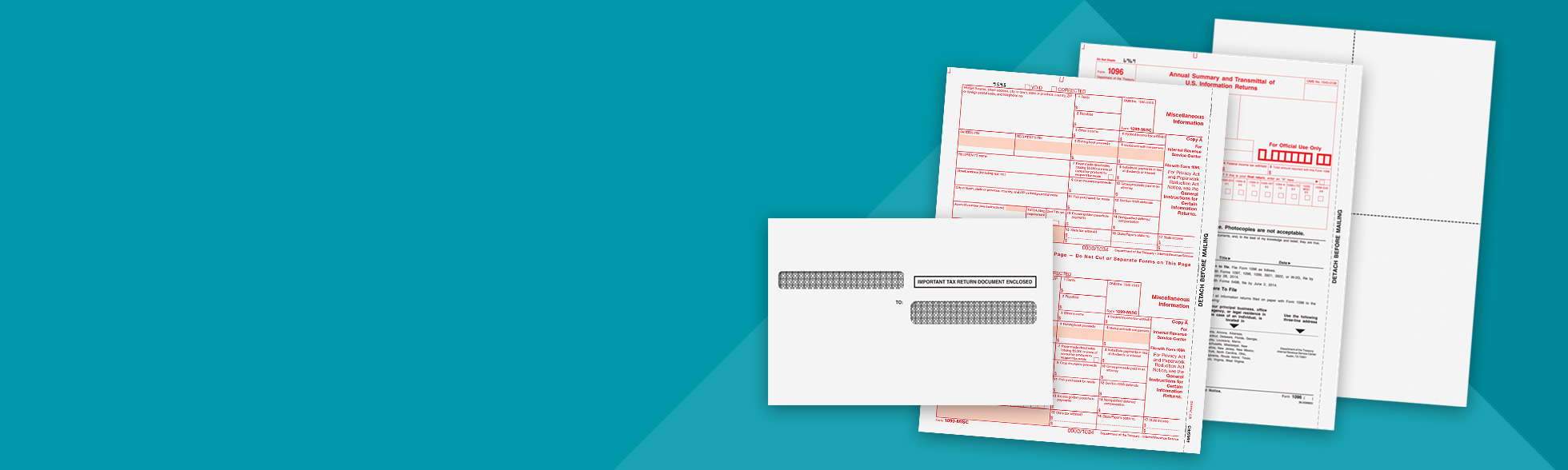 Breeze through tax season with the right tax forms.