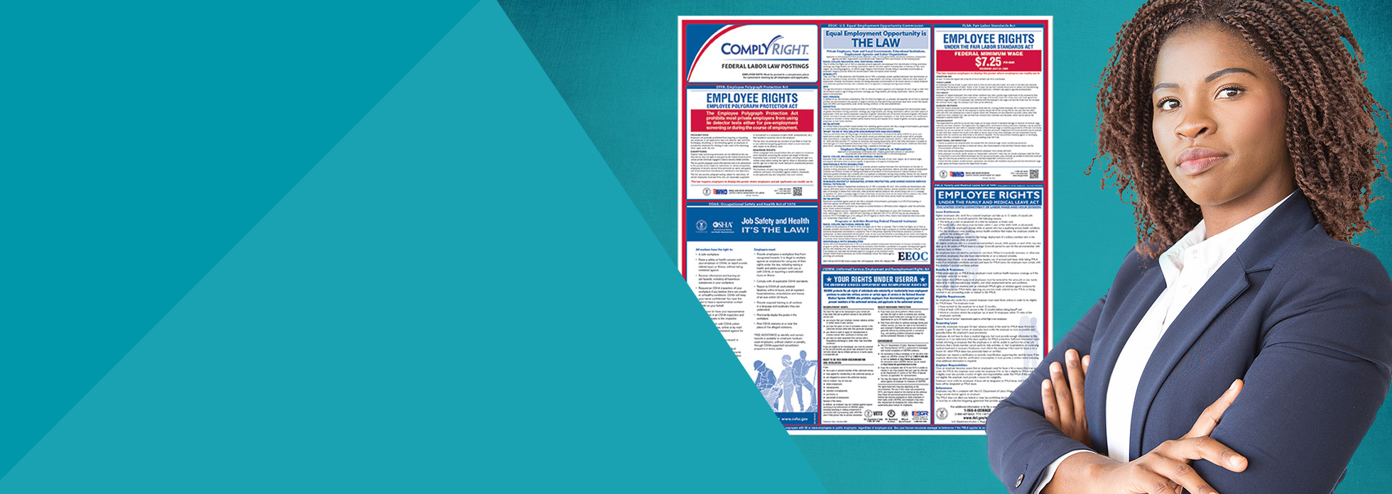 Are you up to date on all the mandatory poster changes? Subscribe to the labor law poster subscription for 12 months of guaranteed compliance. Shop Posters