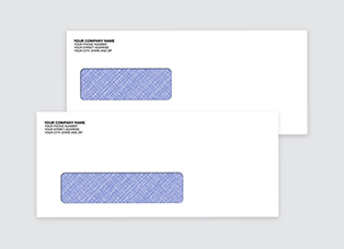 Single-Window Envelopes